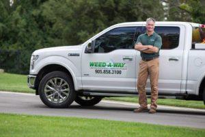 Weed Away Employee